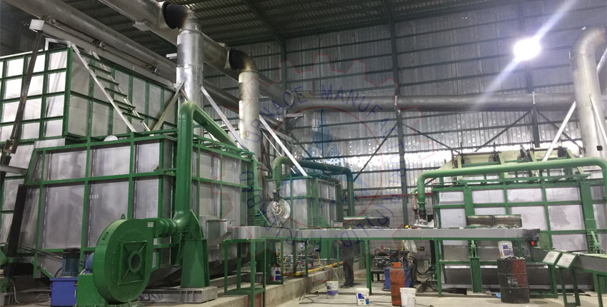 Aluminium Melting Reverberatory Fixed Furnace Exporters from India