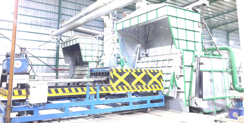 Aluminium Recycling Plant Exporters from India