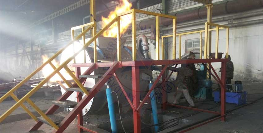 "Copper Melting Super ""D"" Furnace Exporters from India"