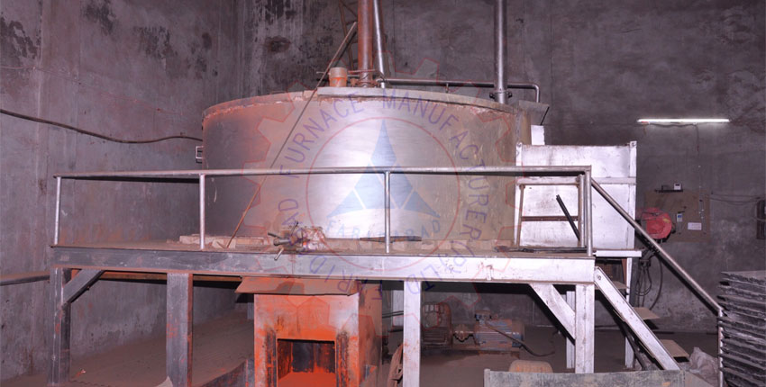 Lead Smelting Blast Furnace (Temple Furnace) Manufacturers from India