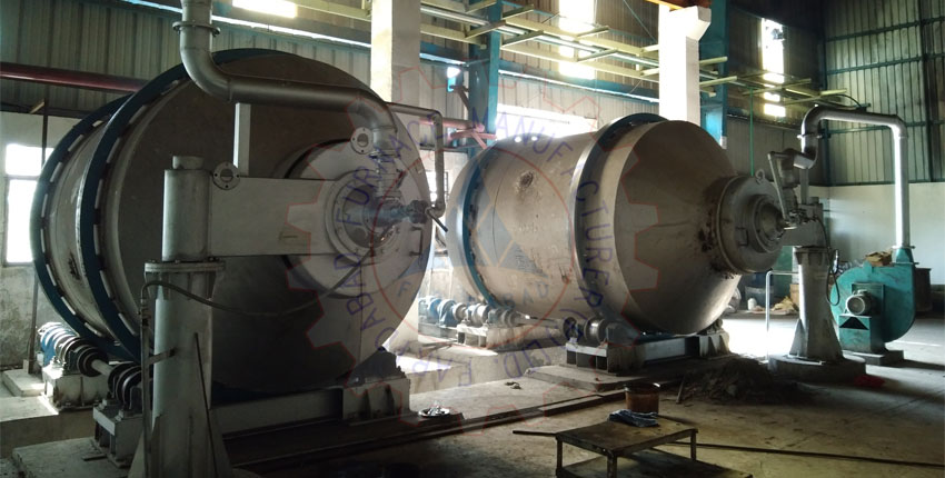 Lead Smelting Rotary Furnace Manufacturer In Dubai